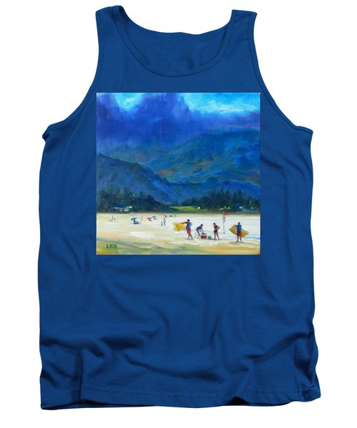 A Summer Day Tank Top