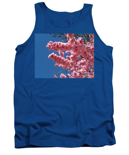 A Touch Of Spring Tank Top