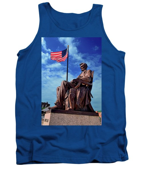 Abraham Lincoln Birthplace 002 Tank Top by George Bostian