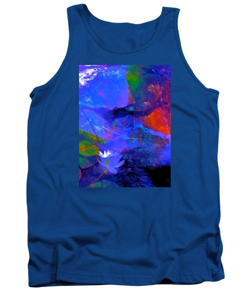 Abstract 112 Tank Top by Pamela Cooper