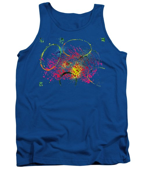 Abstract #2 Tank Top