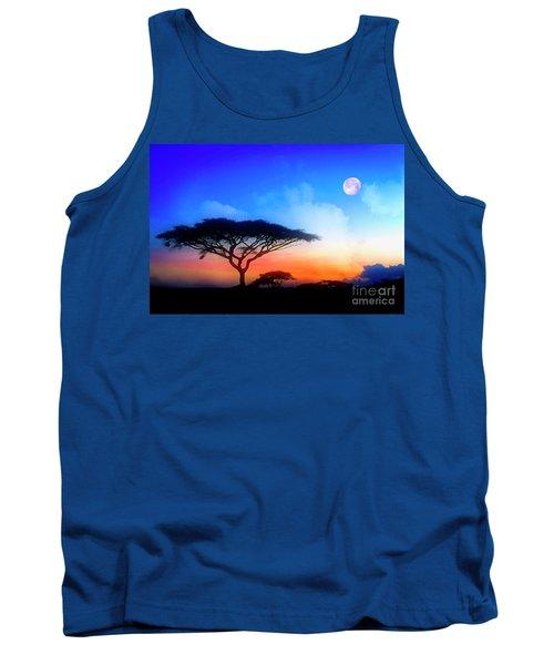 Acacia Sunset Tank Top