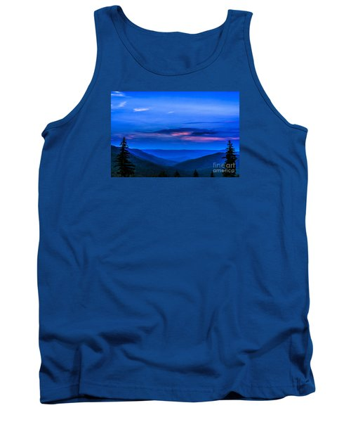 After Sunset Tank Top by Thomas R Fletcher