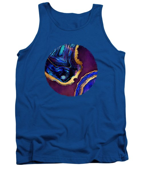 Agate Abstract Tank Top
