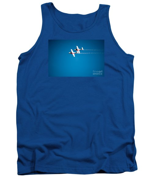 Air Demonstrations. Tank Top