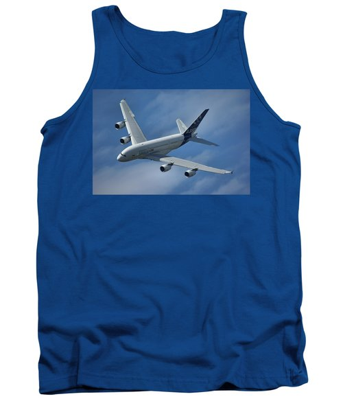 Airbus A380 Tank Top