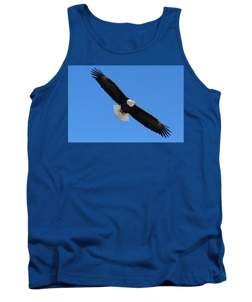 Alaska Bald Eagle Tank Top