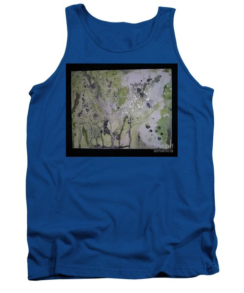 Aliens, Wild Horses, Sharks And Skeletons  Tank Top
