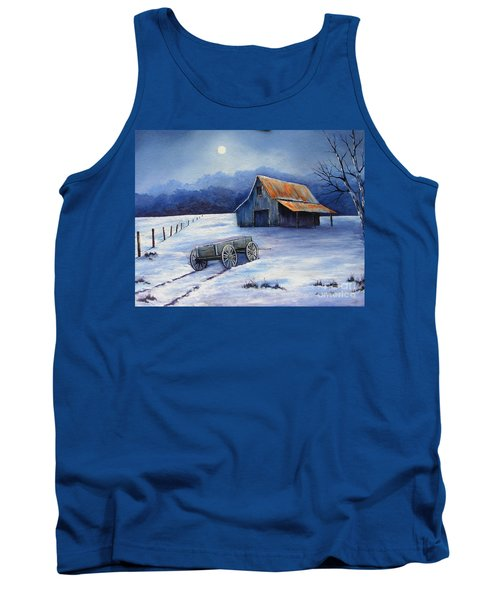Almost Home Tank Top