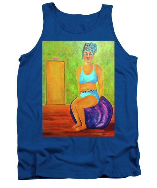 Art Something To Talk About Tank Top
