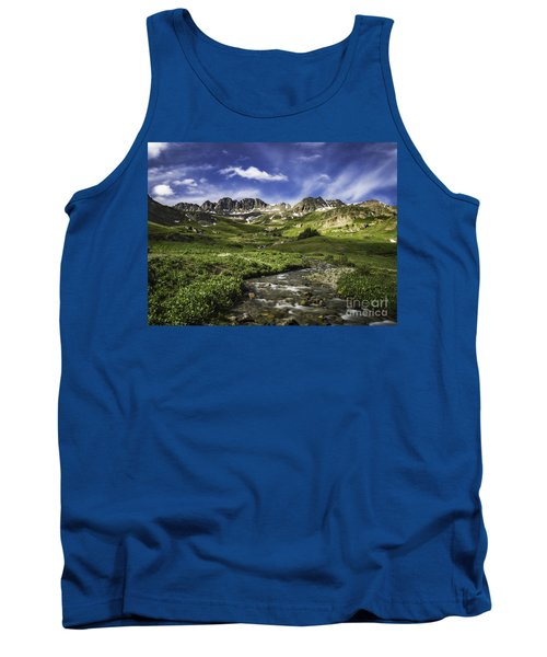 Alpine Loop  Tank Top