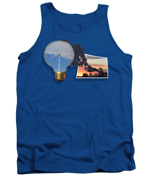 Alternative Energy Tank Top