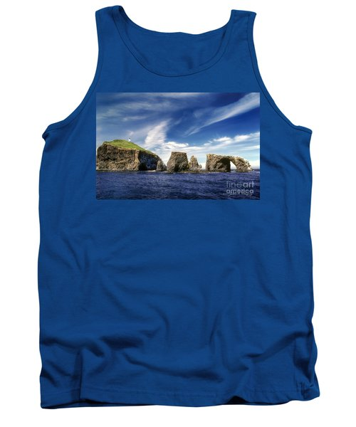 Channel Islands National Park - Anacapa Island Tank Top