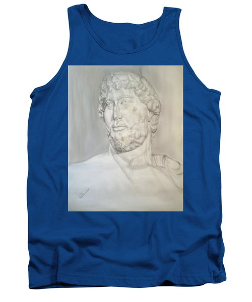 Ancient Greek Statue Tank Top