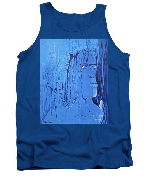 And If You Feel Tank Top by Stuart Engel