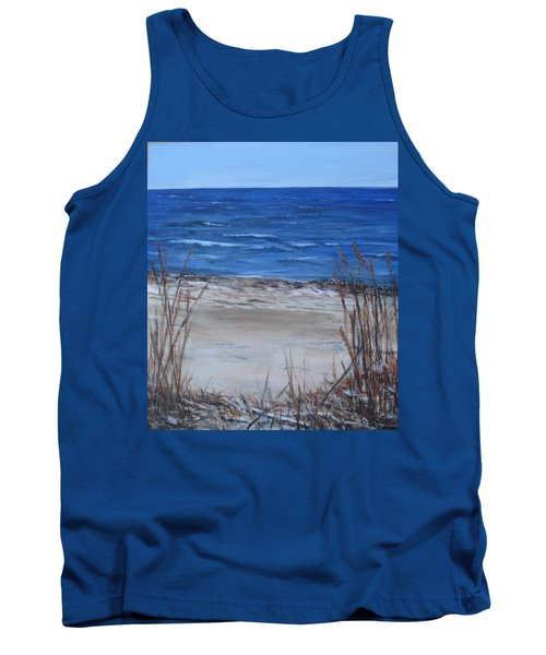 Another View Of East Point Beach Tank Top
