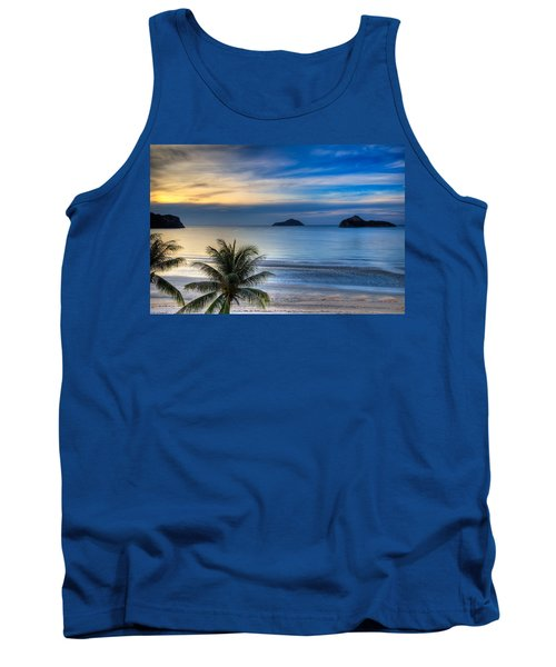Ao Manao Bay Tank Top by Adrian Evans