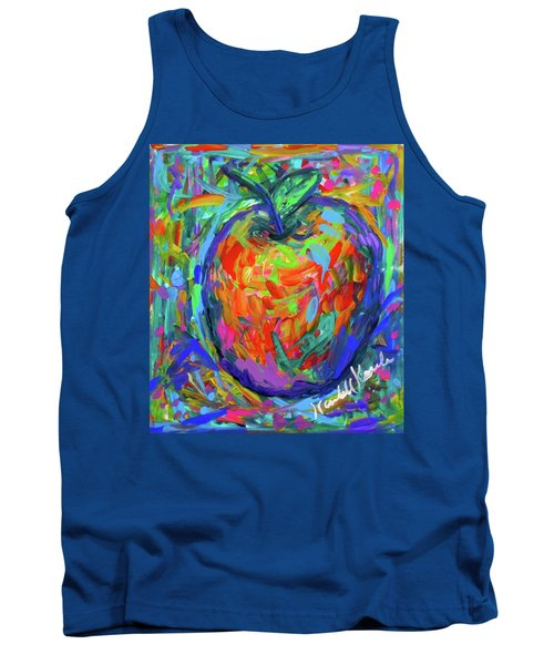 Apple Splash Tank Top