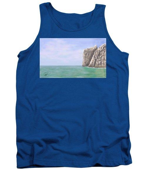 Aqua Sea Tank Top