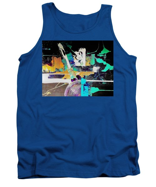 Areas Of Doubt And Uncertainty Tank Top