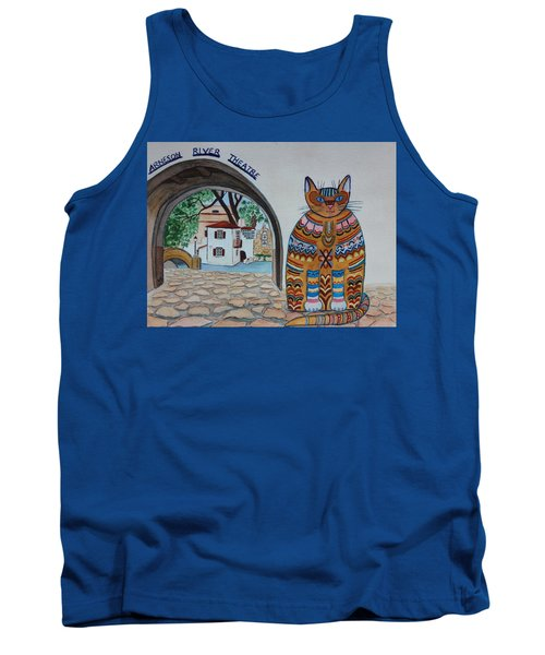Arneson Theatre Cat Tank Top