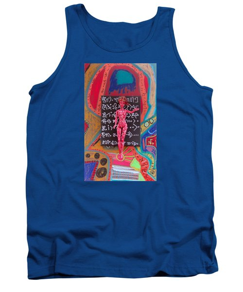 Arnica Herbal Tincture Tank Top by Clarity Artists