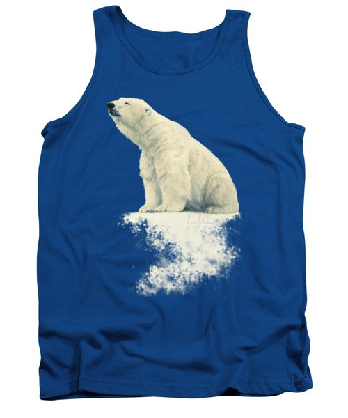 Something In The Air Tank Top by Lucie Bilodeau