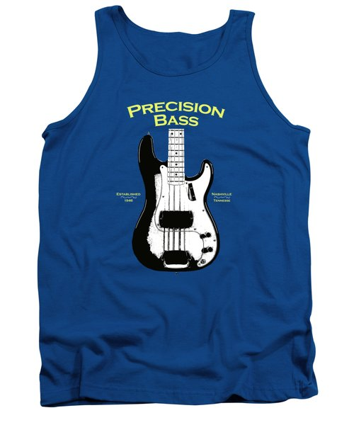 Fender Precision Bass 58 Tank Top by Mark Rogan