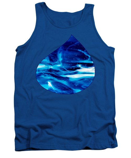 Blue Wave Tank Top