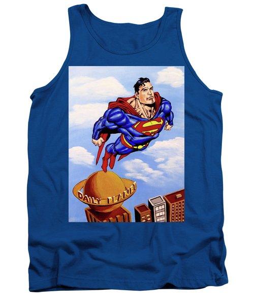 Superman Tank Top