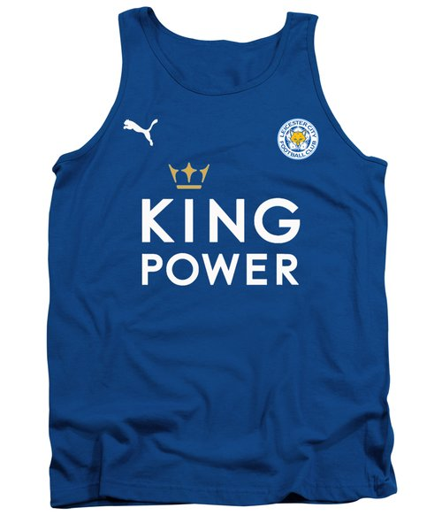 Leicester City,the Foxes Tank Top