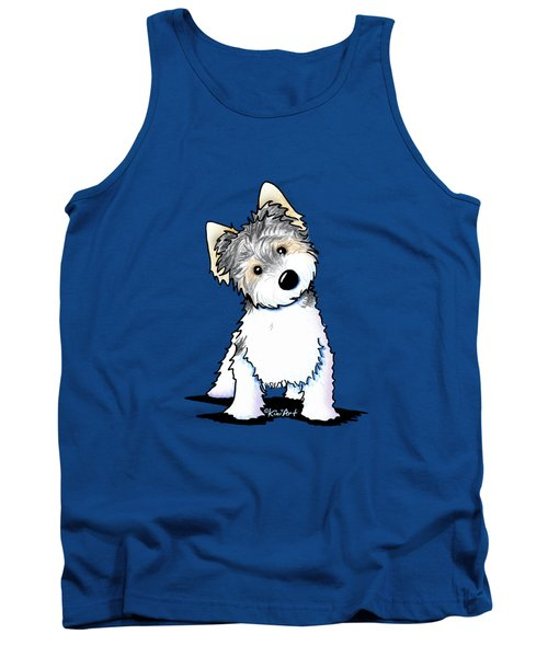 Cosmo Kiniart Petcature Portrait Tank Top