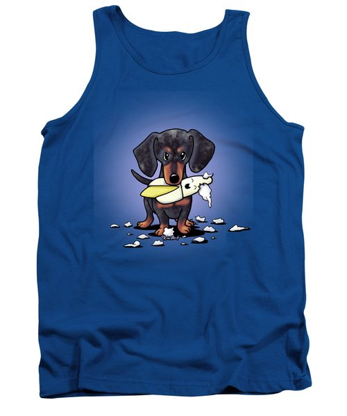 Dapple Doxie Destroyer Tank Top