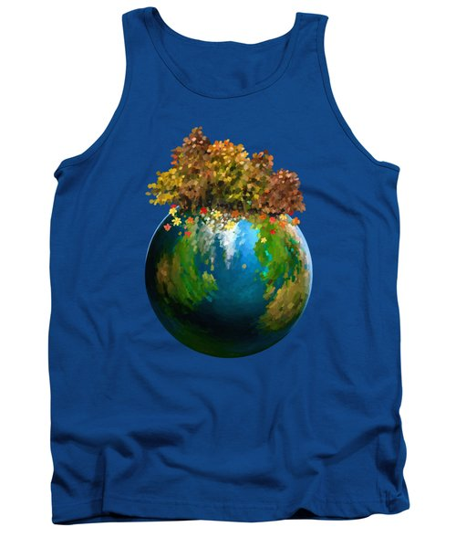 There Is Only One Tank Top