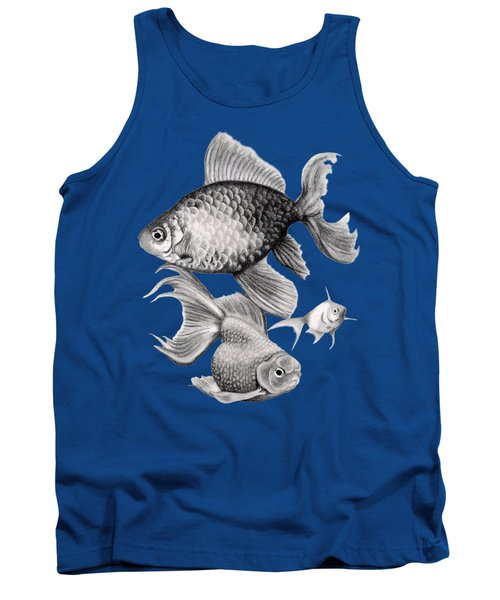 Goldfish Tank Top by Sarah Batalka