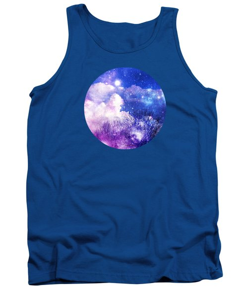 Tank Top featuring the photograph As It Is In Heaven Mandala by Leanne Seymour