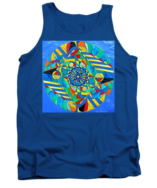 Ascended Reunion Tank Top