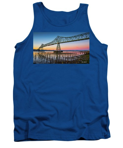 Astoria Megler Bridge Tank Top