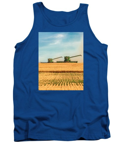 Augers Out Tank Top