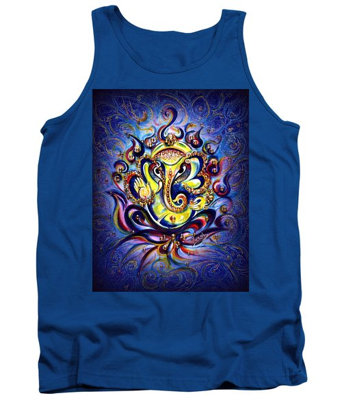 Aum Ganesha - Bliss Tank Top