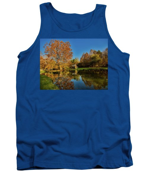 Autumn In West Virginia Tank Top by L O C
