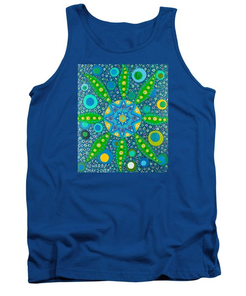 Ayahuasca Vision - Inside The Plant Cell  May 2015 Tank Top