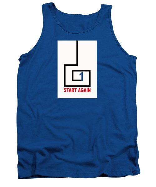 Back To Square One Tank Top