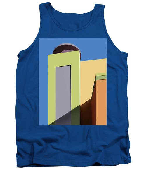 Back To The Market Tank Top
