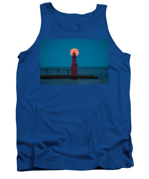 Backlighting II Tank Top by Bill Pevlor