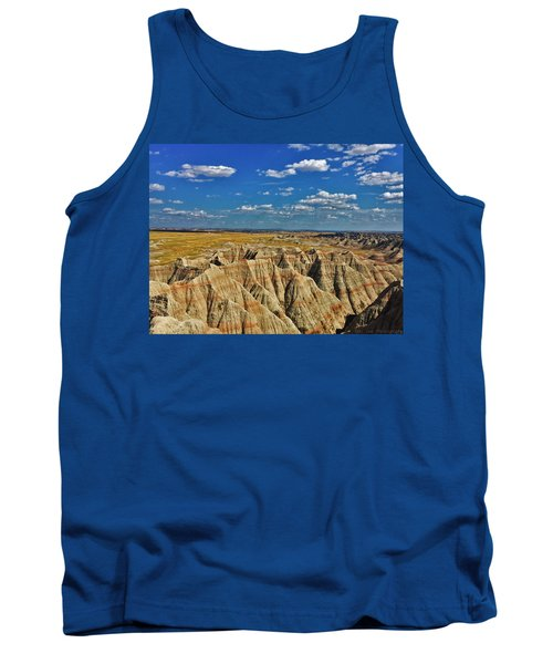 Badlands To Plains Tank Top