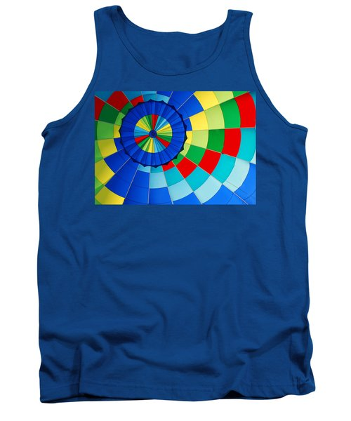 Balloon Fantasy 8 Tank Top