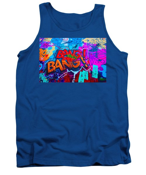 Bang Graffiti Nyc 2014 Tank Top