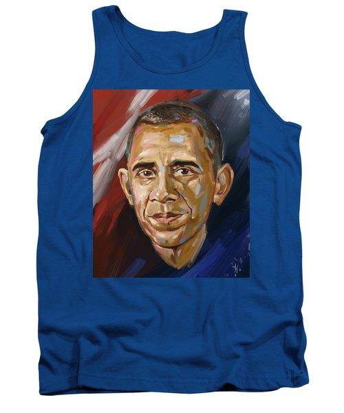 Barack Tank Top