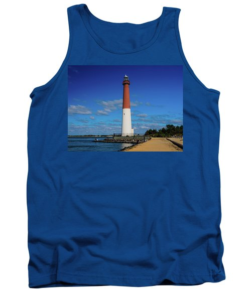Barnegat Lighthouse Tank Top
